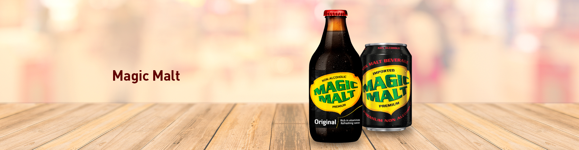 Magic Malt