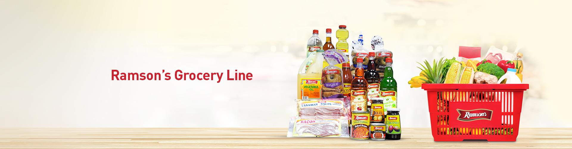 Ramson's Grocery Line