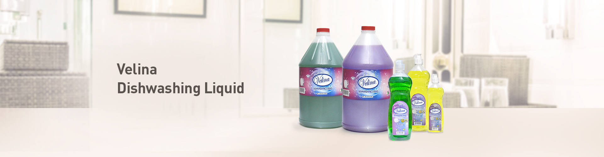 Velina Dishwashing liquid