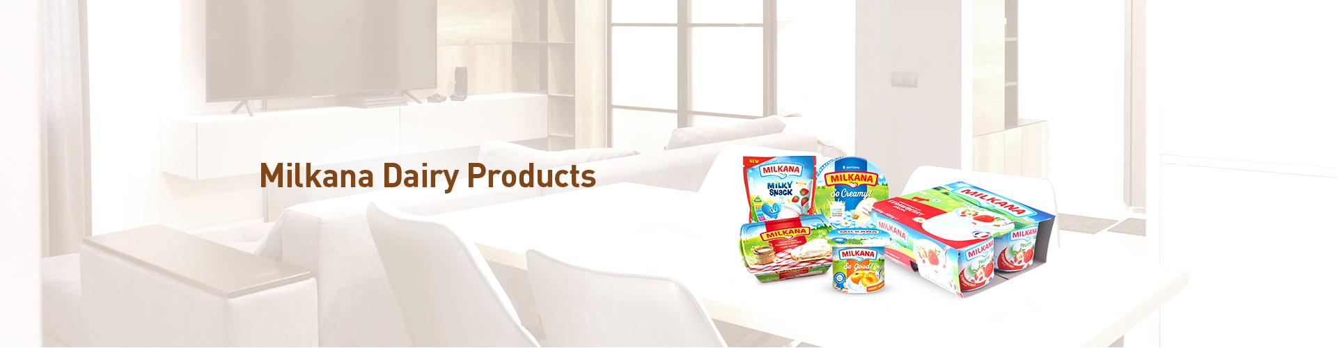 Milkana Dairy Products