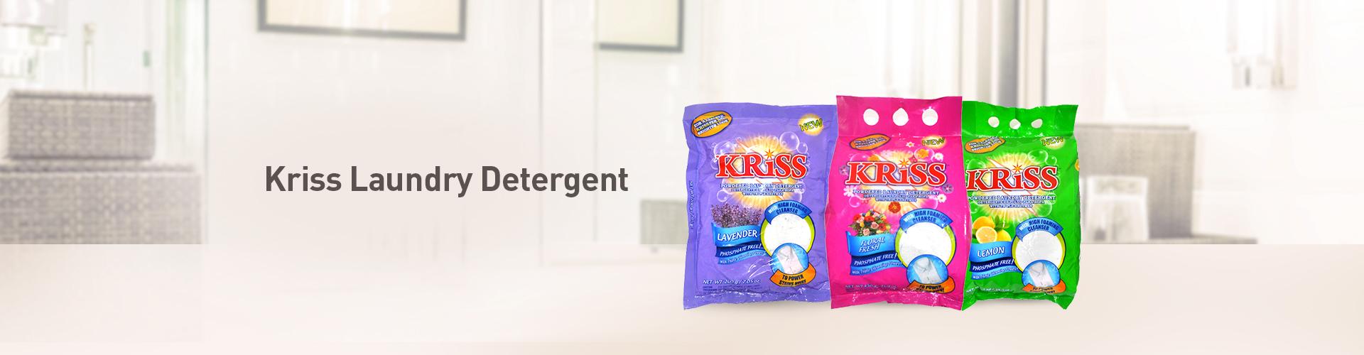KRISS Laundry Detergent