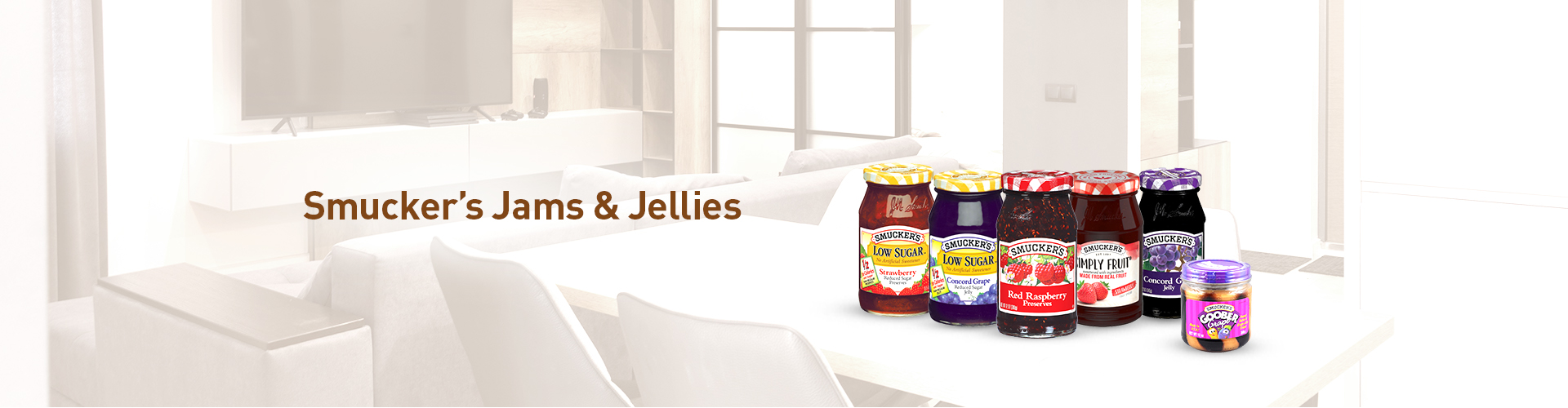 Smucker's Jams & Jellies