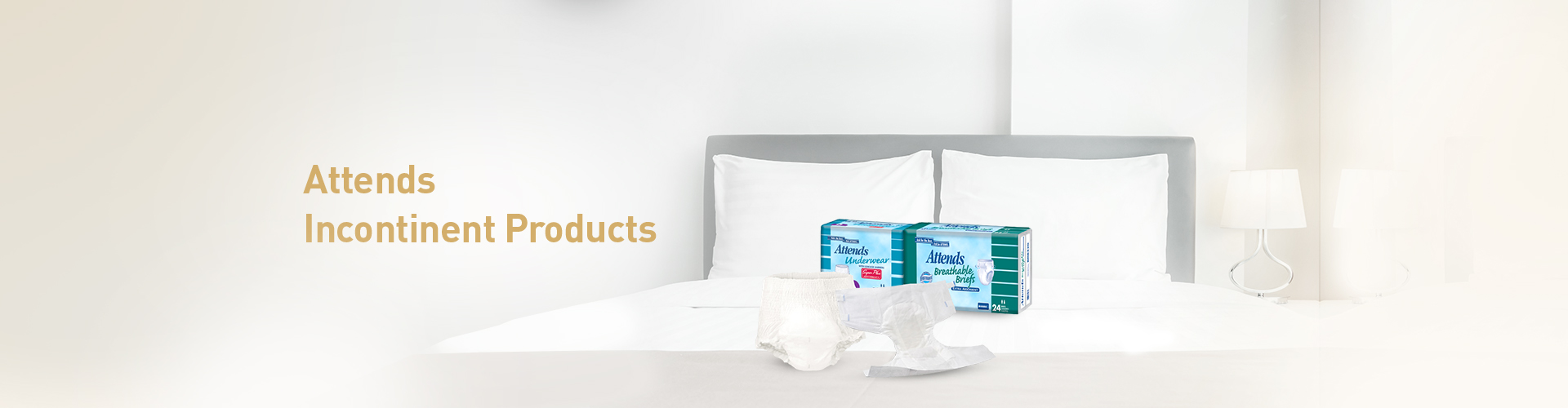 Attends Incontinence Products